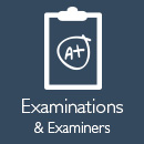 Examinations and Examiners