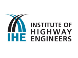 The University of Bolton Civil Engineering school is accredited by the Institute of Highway Engineers (IHE) logo