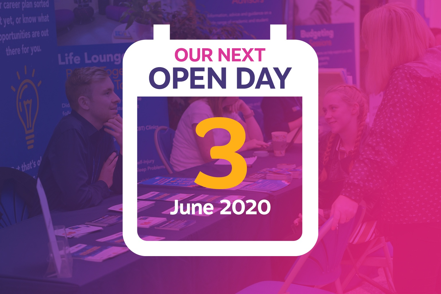 Virtual Open Day - 3rd June - University Of Bolton