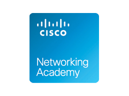 The University of Bolton Creative Technologies Department is a proud partner with Cisco Networking Academy logo