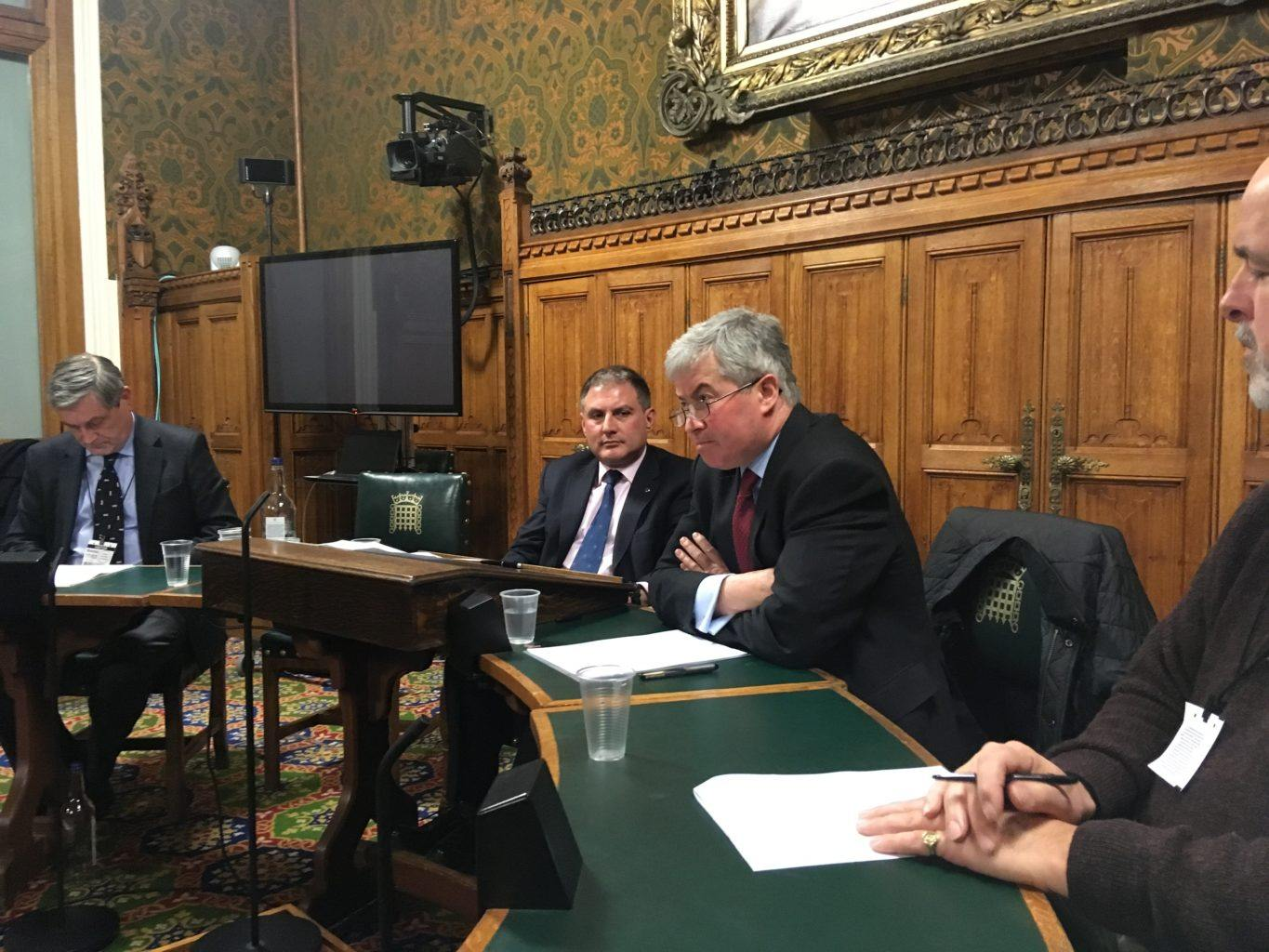 Hosted by Jack Lopresti MP, the event was entitled 'Russian Foreign Policy: Threats and Scenarios'. It brought together Professor Christopher Coker from the Department of International Relations at the London School of Economics and retired General Sir Ri
