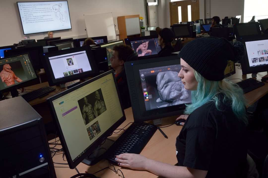 Gaming Students optimised