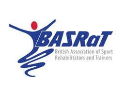 British Association of Sport Rehabilitators and Trainers (BASRaT) logo