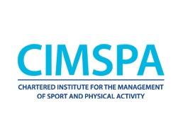 The University of Bolton School of Sport and Personal Training is a Chartered Institute for the Management of Sport and Physical Activity (CIMSPA)