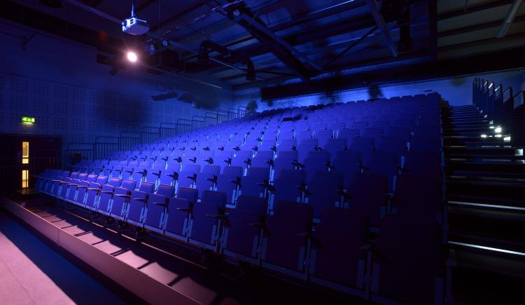 From the University of Bolton Performing Arts department, the Queens Theatre Seating