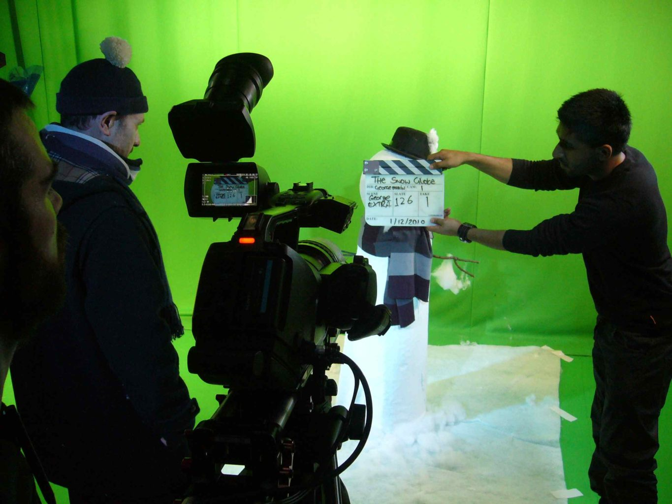 Media Production (top-up)