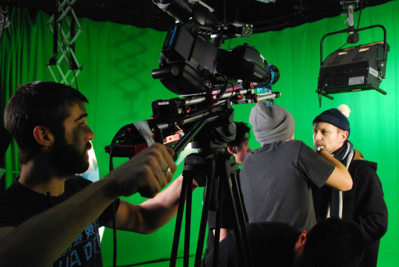 Film and Media Production top-up