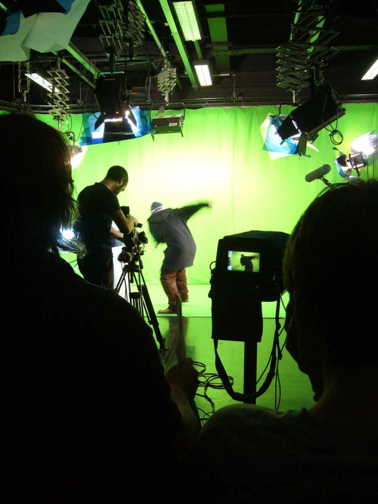 Screenwriting and Media Production with foundation year