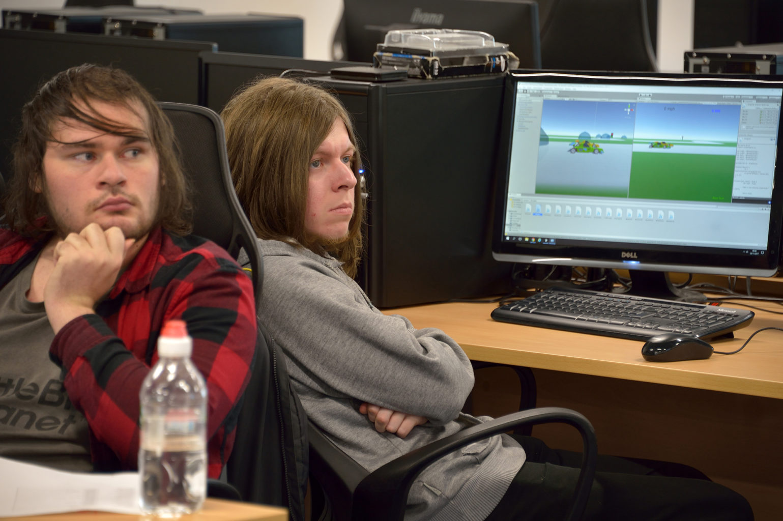 Games Design with foundation year
