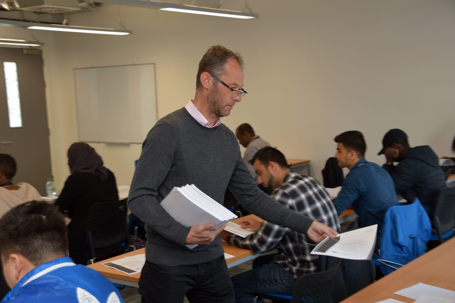 Teaching and Supporting Learning in Higher Education