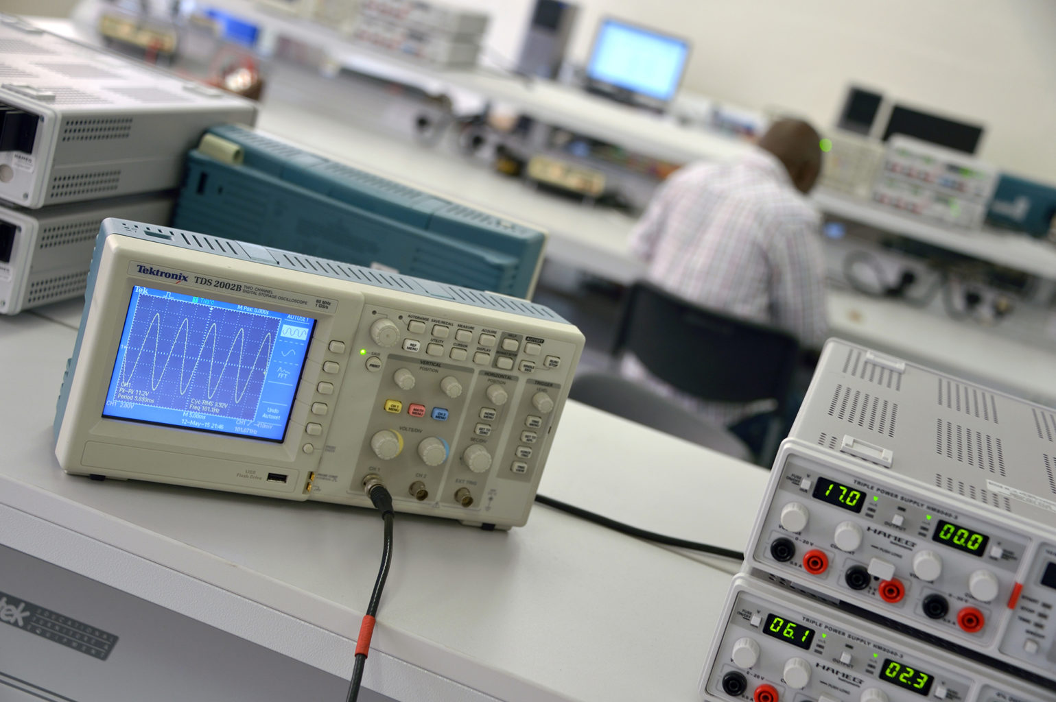Electrical and Electronic Engineering (Degree Apprenticeship)