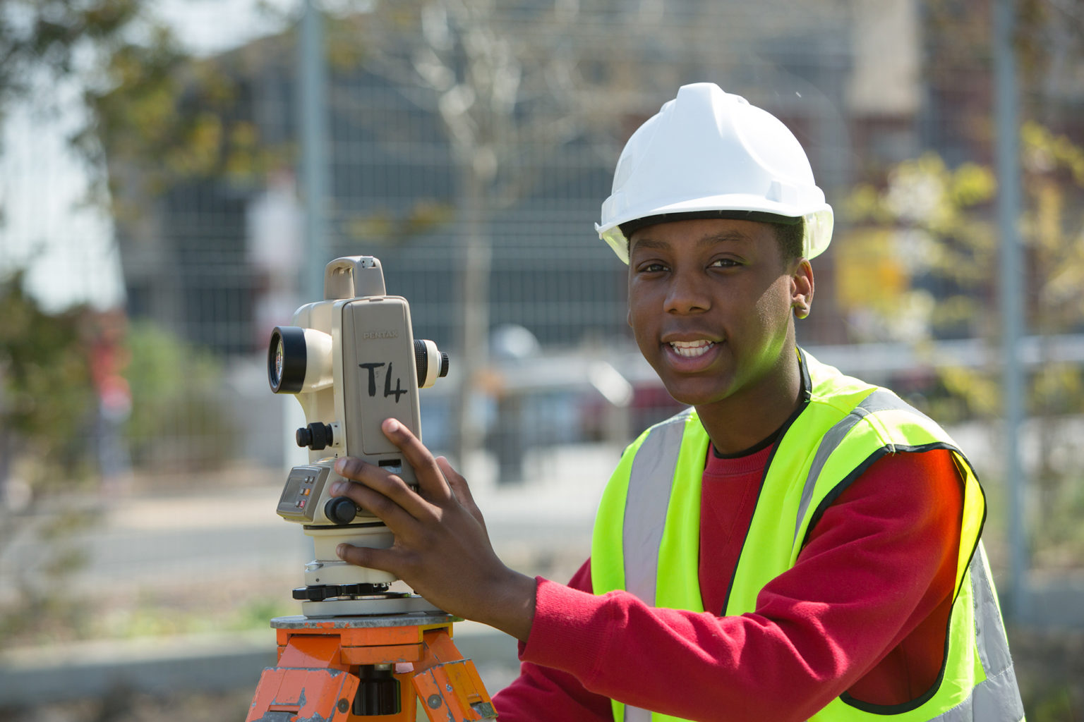 Digital Construction and Surveying with foundation year
