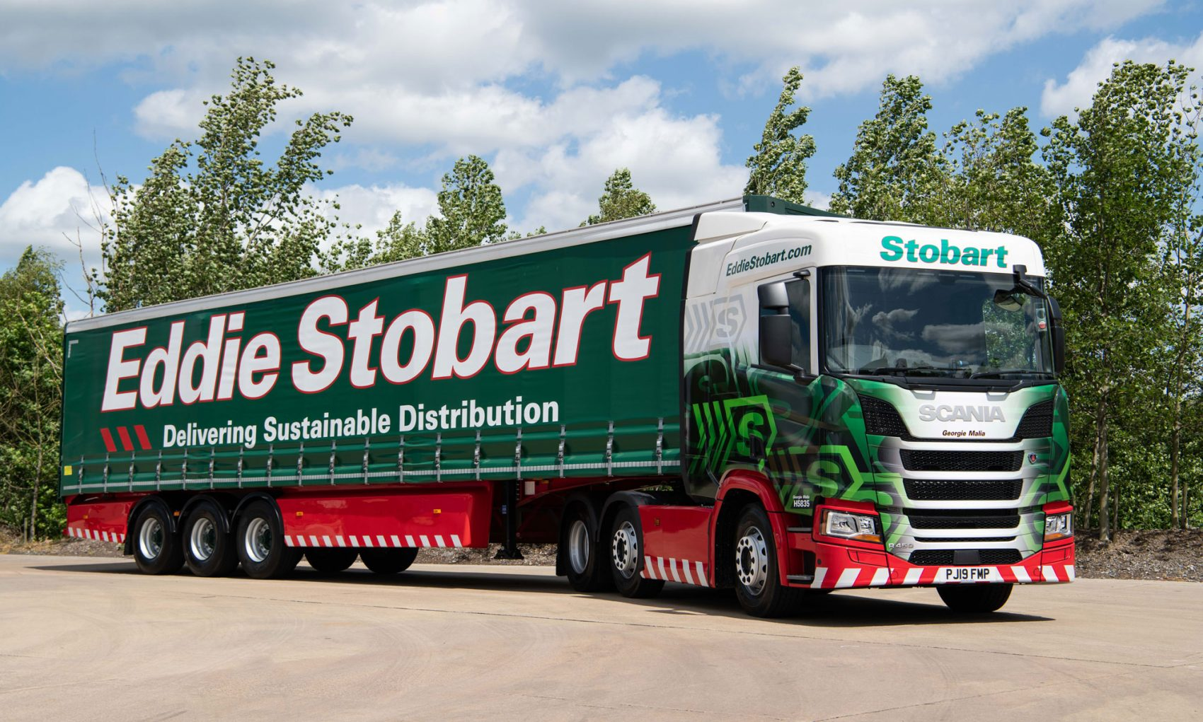 Logistics and Supply Chain Management [Eddie Stobart]